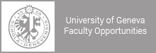 University of Geneva Faculty Opportunities