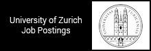 University of Zurich Job Postings
